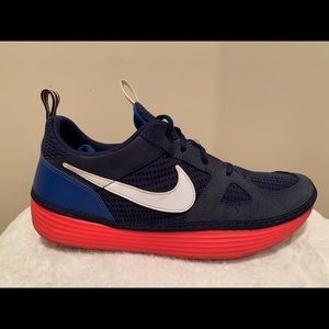 Nike SOLARSOFT RUN Sneakers Great Condition